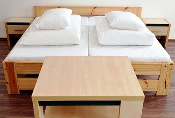 Ciszterci Ház - Baja, apartman szoba