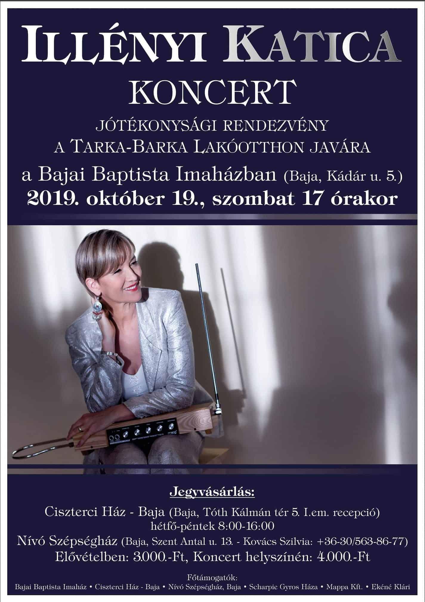 Illényi Katica koncert