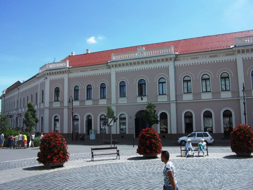 Ciszterci Ház - Baja